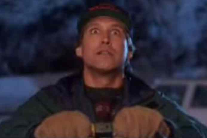Clark Griswold, from Christmas Vacation